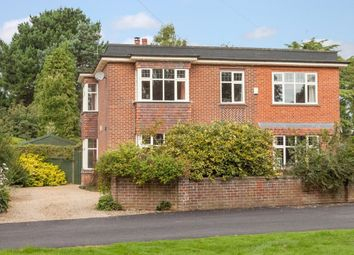 Thumbnail 4 bed detached house for sale in Neatherd Road, Dereham