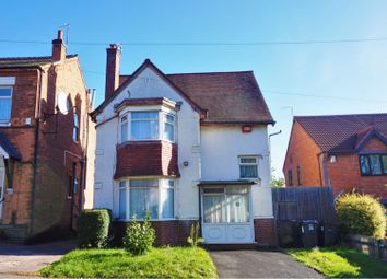 Thumbnail 3 bedroom detached house for sale in Wood End Road, Birmingham
