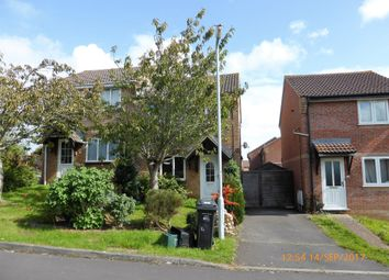 Thumbnail 3 bed semi-detached house to rent in Biddiscombe Close, Bridgwater