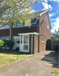 Thumbnail 3 bed semi-detached house for sale in Montreal Way, Worthing, West Sussex