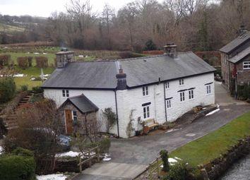 Thumbnail 4 bed detached house for sale in Hen Dafarn, Bontdolgadfan, Llanbrynmair, Powys