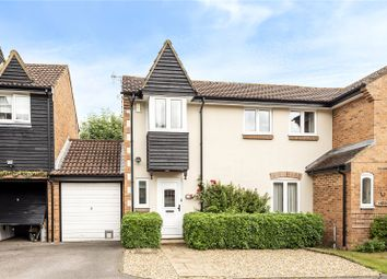 Thumbnail 3 bed semi-detached house for sale in Brakynbery, Northchurch, Berkhamsted, Hertfordshire