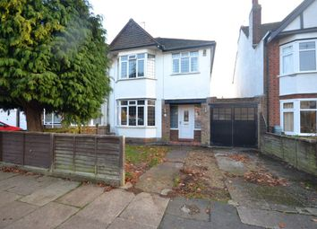 Thumbnail 3 bed semi-detached house for sale in Greenfield Avenue, Spinney Hill, Northampton