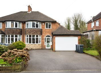 Thumbnail 3 bedroom semi-detached house for sale in Antrobus Road, Boldmere, Sutton Coldfield