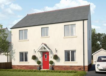 Thumbnail 4 bedroom detached house for sale in Plot 10, Maes Y Llewod, Bancyfelin