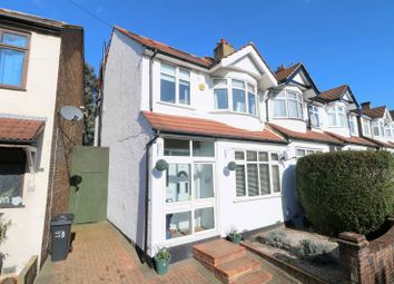 Thumbnail 5 bed end terrace house for sale in Waddon Park Avenue, Waddon, Croydon
