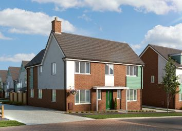 "Thumbnail 4 bedroom property for sale in ""The Bradgate At Bardon View, Coalville"" at Bardon Road, Coalville"