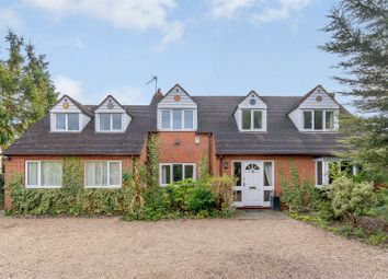 Thumbnail 4 bed detached house for sale in High Street, Inkberrow, Worcester, Worcestershire