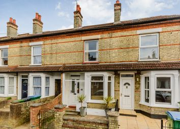 Thumbnail 2 bed terraced house for sale in St. Marys Road, Watford, Hertfordshire