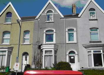 Thumbnail 6 bed terraced house to rent in Hanover Street, Swansea