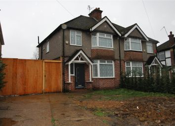 Thumbnail 3 bed semi-detached house to rent in Long Lane, Hillingdon, Greater London