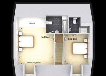 Thumbnail 2 bed detached bungalow for sale in Plot 36, Bungalow, Marton Road, Long Itchington, Southam