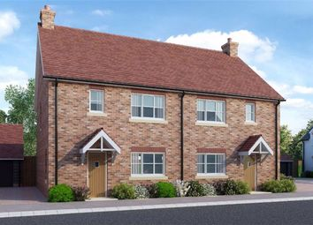 Thumbnail 3 bed semi-detached house for sale in Robinson Close, Meppershall, Beds
