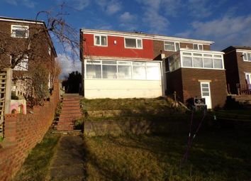 Thumbnail 4 bed semi-detached house for sale in Langdale Drive, Dalton, Huddersfield, West Yorkshire