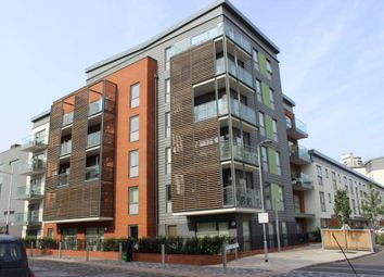 Thumbnail 1 bed flat for sale in Geoff Cade Way, London