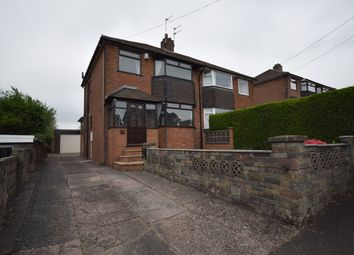 Thumbnail 3 bed semi-detached house to rent in Hillside Road, Werrington, Stoke-On-Trent