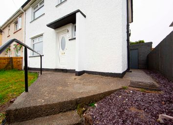 Thumbnail 3 bed semi-detached house for sale in Brynheulog, Mountain Ash