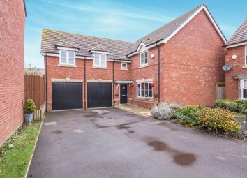 Thumbnail 4 bed detached house for sale in Wyatt Way, Meriden, Coventry