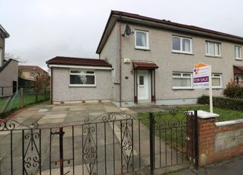 Thumbnail 3 bed semi-detached house for sale in Bothlyn Road, Chryston