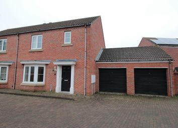 Thumbnail 3 bed semi-detached house for sale in Shorthorn Lane, Darlington