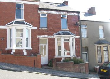 Thumbnail 2 bed property to rent in Trinity Street, Barry