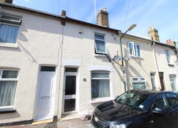 Thumbnail 3 bed terraced house for sale in Grove Road, Chatham