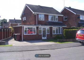 Thumbnail 4 bed detached house to rent in Windermere Road, Derbyshire