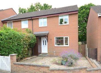 Thumbnail 3 bedroom end terrace house for sale in Humber Way, Sandhurst, Berkshire