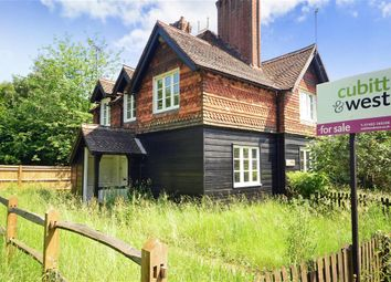 Thumbnail 2 bed cottage for sale in Warnham Road, Horsham, West Sussex