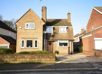 Thumbnail 4 bed detached house for sale in Hickton Road, Swanwick, Alfreton