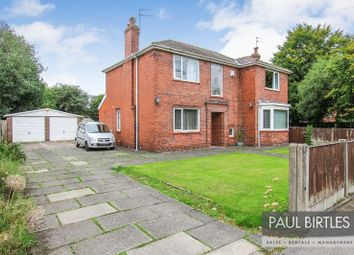 Thumbnail 4 bed detached house for sale in Broadway, Partington, Manchester