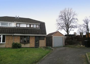 Thumbnail 3 bed semi-detached house for sale in Brierley Hill, Withymoor Village, Warner Drive