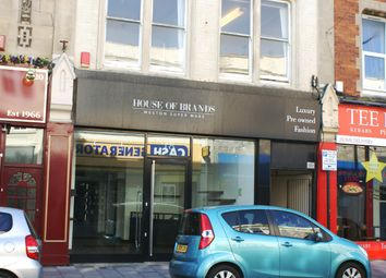 Thumbnail Retail premises to let in Waterloo Street, Weston Super Mare