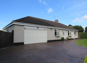 Thumbnail 2 bed detached bungalow for sale in Nethermoor Road, Wingerworth, Chesterfield