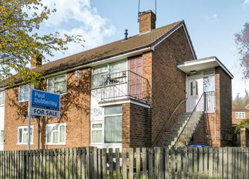 Thumbnail 1 bedroom flat for sale in Heronville Drive, West Bromwich