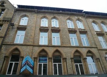 Thumbnail 1 bed flat to rent in Crown Street, Halifax