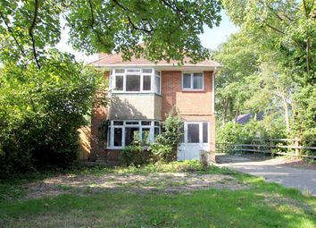 Thumbnail 3 bed detached house for sale in Ringwood Road, Walkford, Christchurch, Dorset