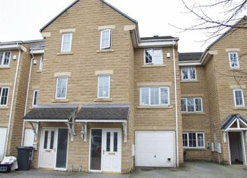 Thumbnail 3 bed town house for sale in Oakwood Gardens, Holmfield, Halifax