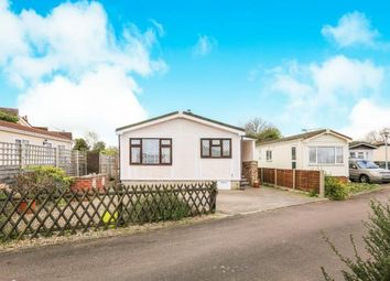 Thumbnail 2 bedroom mobile/park home for sale in Three Star Park, Bedford Road, Lower Stondon, Henlow