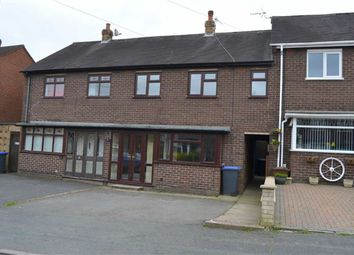 Thumbnail 3 bed terraced house to rent in Fair View Road, Leek