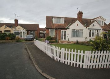 Thumbnail 3 bed semi-detached bungalow to rent in Spencer Close, Hedon, Hull