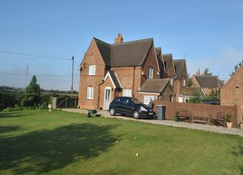 Thumbnail 3 bed terraced house to rent in Thrupp End, Station Road, Lidlington, Bedford