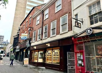 Thumbnail Retail premises for sale in 20 St James Street, 20 St James Street, Nottingham