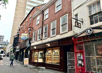 Thumbnail Retail premises for sale in 20 St James Street, 20 St James Street, Nottingham