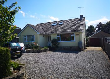 Thumbnail 4 bed detached bungalow to rent in Coleford Road, Tutshill, Chepstow