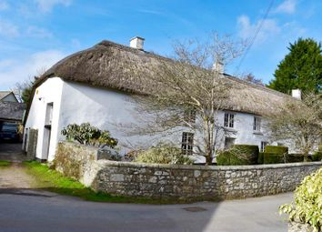 Thumbnail 5 bed country house for sale in Throwleigh, Devon