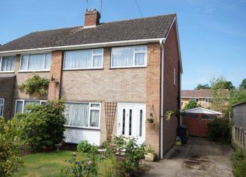 Thumbnail 3 bed semi-detached house for sale in Lake Drive, Bordon