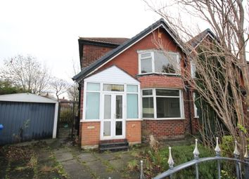 Thumbnail 3 bed semi-detached house for sale in Sunningdale Drive, Salford