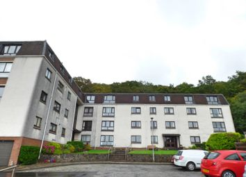 Thumbnail 2 bed flat for sale in Cameron Court Cloch Road, Gourock