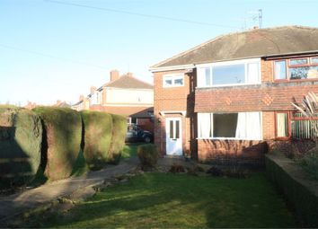 Thumbnail 3 bed semi-detached house for sale in Broom Avenue, Rotherham, South Yorkshire